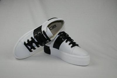 Roberto d'Angelo Serpa A11 A24 velvet white/black