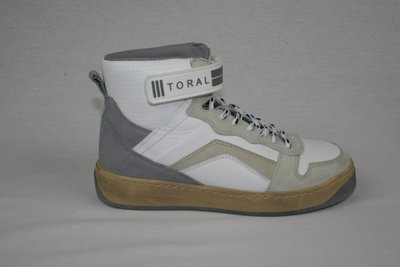 Toral shoes TL-12407 hielo blanco gris sneaker