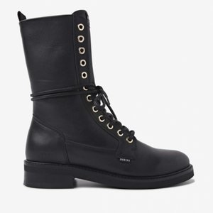 Nubikk Sarray Day black leather