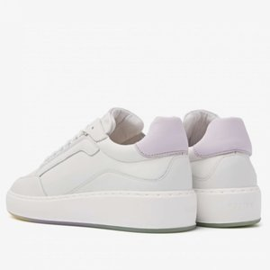 Nubikk Jiro Jade white leather lila